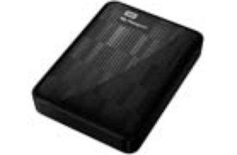 Western Digital MyPassport 500GB