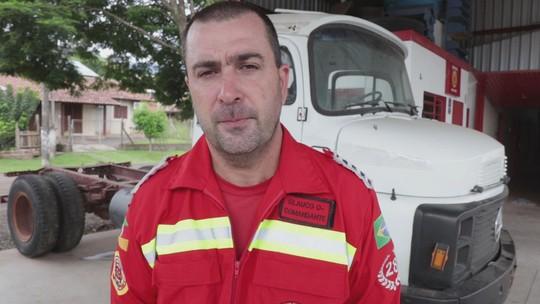 Bombeiros voluntários de Nova Hartz fazem vaquinha na internet para equipar caminhão