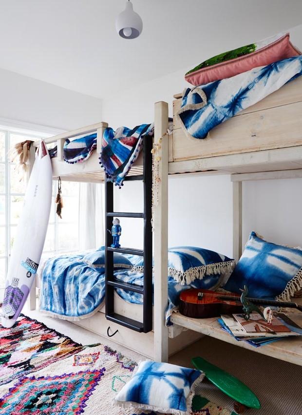 Casa da diretora criativa da Lumiere Art + Co, Emma Cleine (Foto: Armelle Habib/ Living Inside)