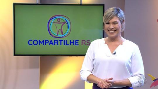 Assista a todos os vídeos do Compartilhe RS deste domingo (24)