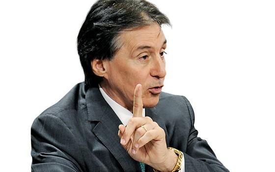O senador Eunício Oliveira (PMDB-CE) (Foto: Marcos Oliveira/Agência Senado)