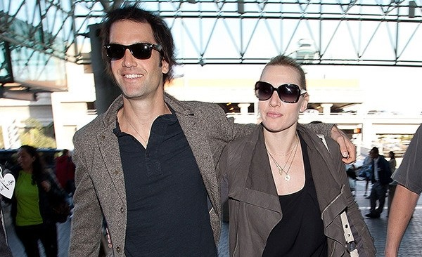 Kate Winslet e Ned Rocknroll (Foto: Getty Images)