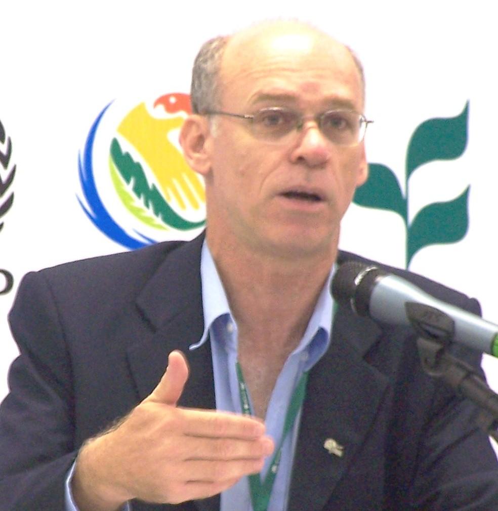 Rubens Born, diretor interino da ONG 350.org — Foto: Arquivo Pessoal