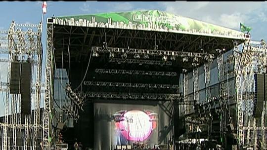 Festival Lollapalooza chega ao fim após três dias de shows