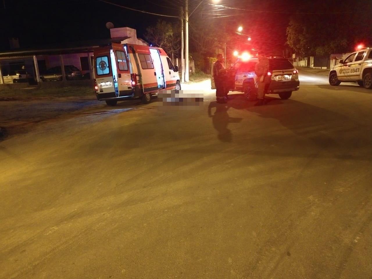 Homem é preso suspeito de matar o irmão em festa de aniversário em Itaqui - Notícias - Plantão Diário