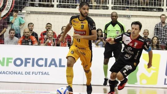 Foto: (Guilherme Mansueto / Magnus Futsal)