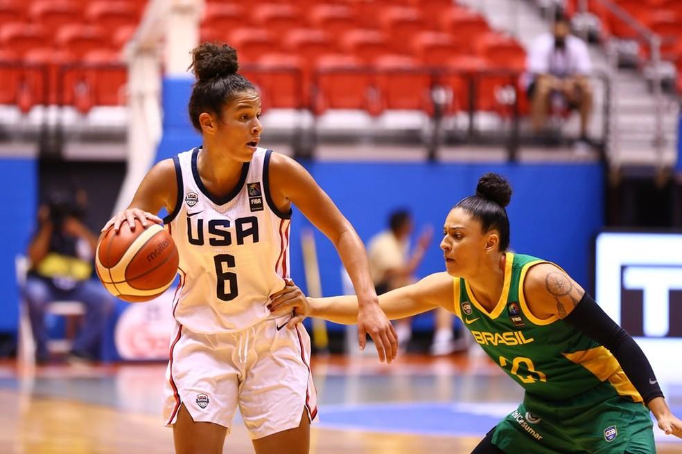 Americup — Foto: Divulgação/FIBA