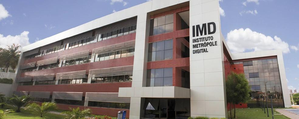 Instituto Metrópole Digital (IMD)  — Foto: IMD/Divulgação