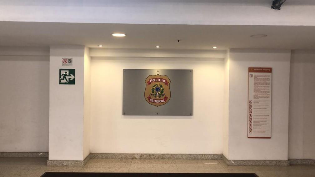 PF inaugura novo Posto de Emissão de Passaportes e Registro de Estrangeiros em Niterói, no Rio de Janeiro  — Foto: Divulgação/PF