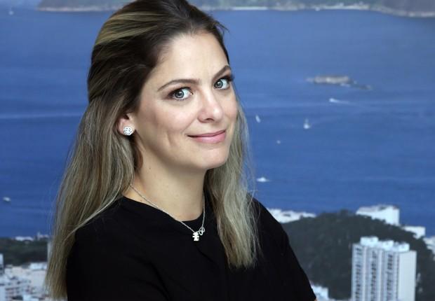 Paula Paschoal, diretora-geral do PayPal no Brasil (Foto: Divulgação)