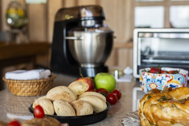 Delícias para o café da manhã com eletroportáteis Oster  (Foto: Divulgação)
