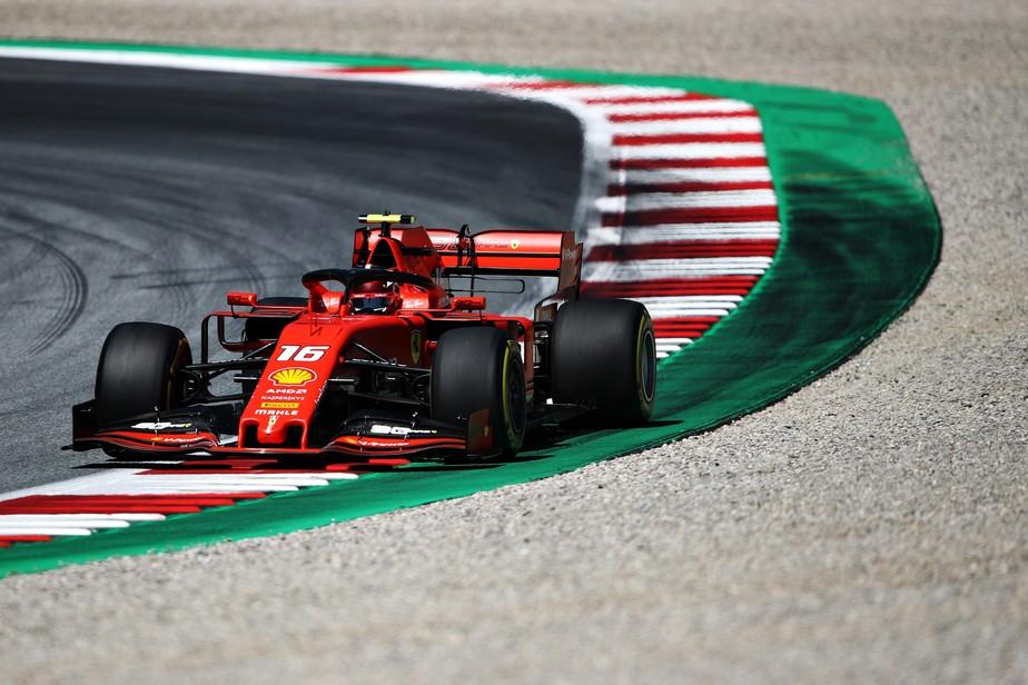 GP da Áustria: Charles Leclerc mantém domínio e faz segunda pole position na Fórmula 1