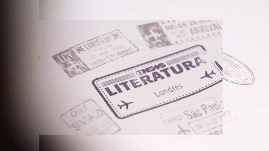 Cidades Literárias desembarca em Londres