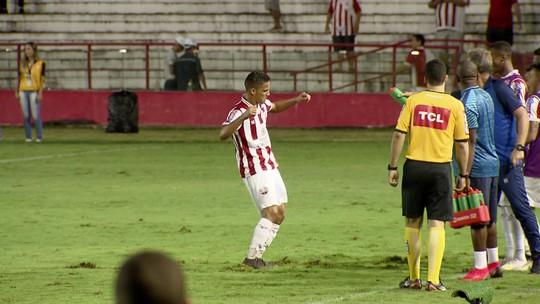 Veja os gols de Thiago, novo reforço do Flamengo, com a camisa do Náutico
