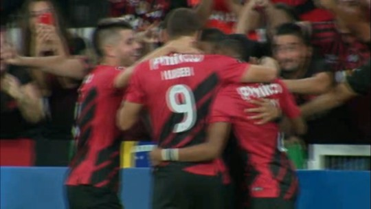 Athletico-PR x Jorge Wilstermann - Taça Libertadores 2019 - globoesporte.com