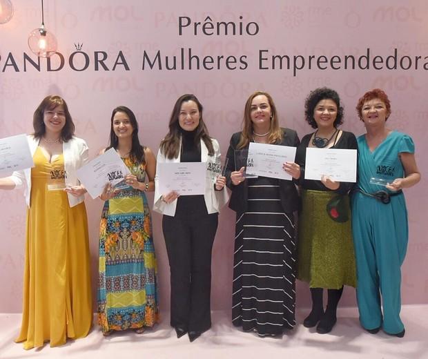 Prêmio Pandora Mulher Empreendedora (Foto: Divulgação)
