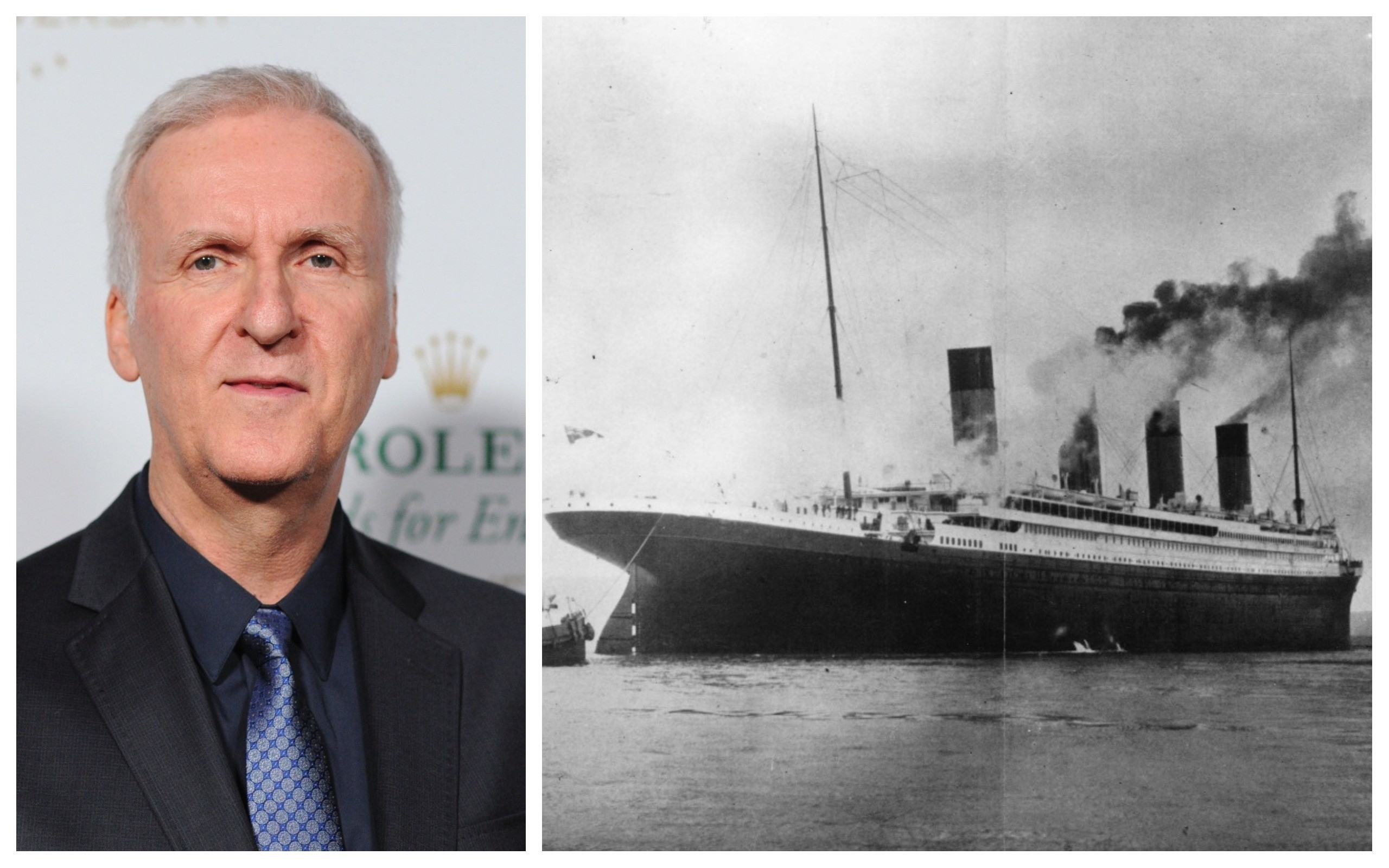 James Cameron / Titanic (Foto: Getty Images)