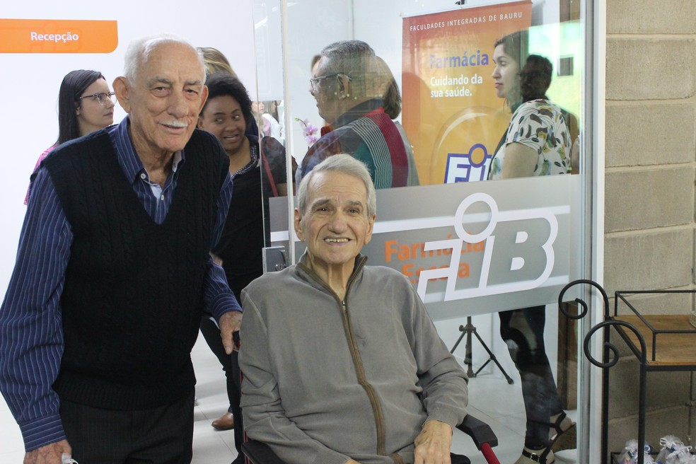 Dudu Ranieri à direita (Foto: Divulgação)