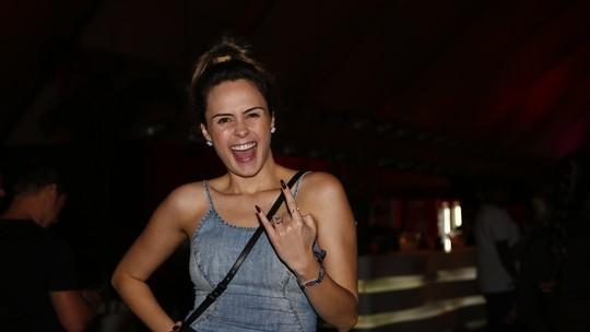 Ana Paula Renault promete no Rock in Rio: 'Vou cantar, cantar muito os boys'