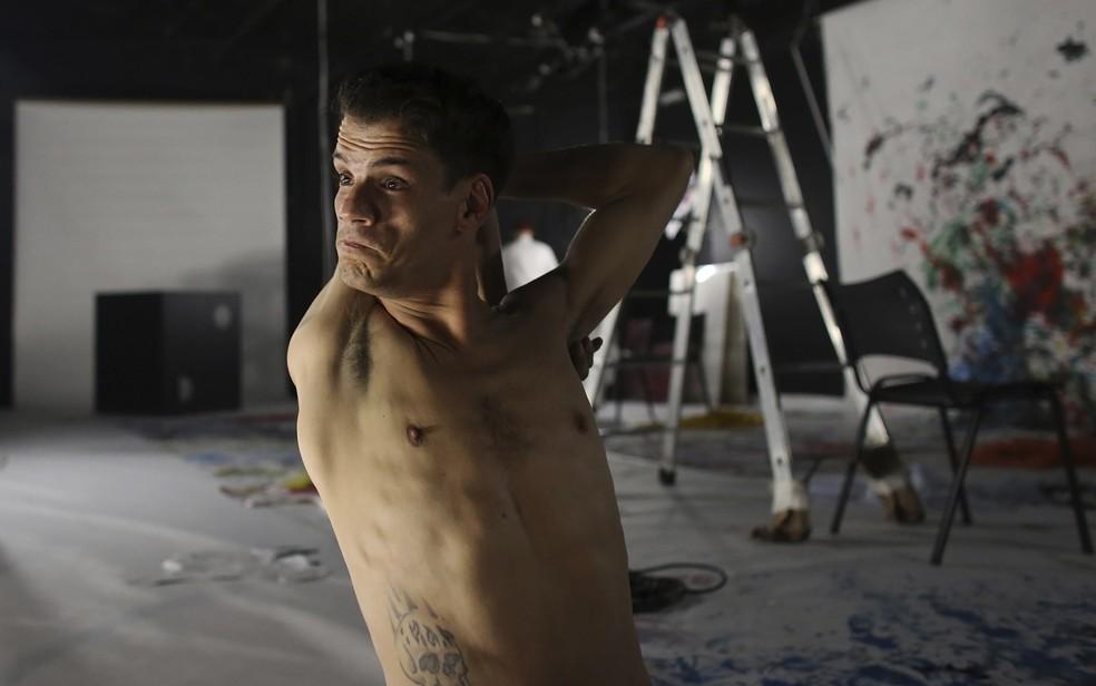 O professor, bailarino e coreógrafo Marcos Abranches — Foto: REUTERS/Nacho Doce