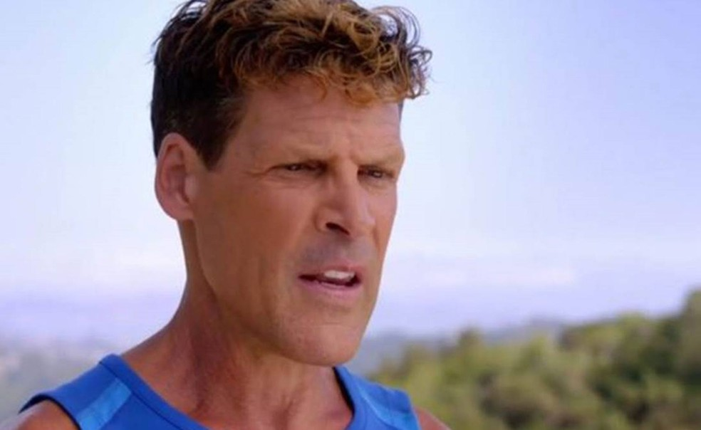 Quando completou 30 anos, Dean Karnazes descobriu que podia correr o quanto quisesse sem se cansar — Foto: BBC