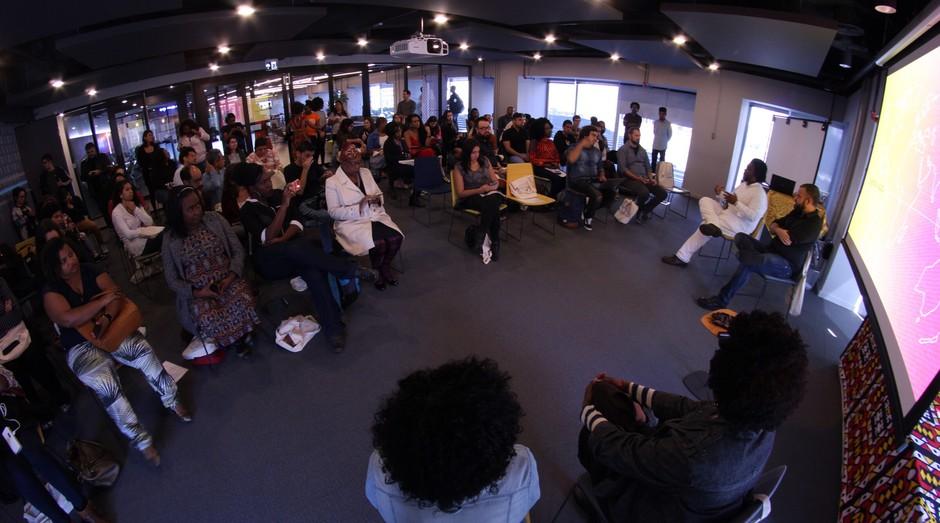 Afro Hub, programa de aceleração para empreendedores negros, é lançado na Estação Hack do Facebook (Foto: Divulgação)