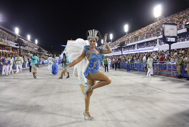 Sheron Menezzes (Foto: Andre Freitas / AgNews)