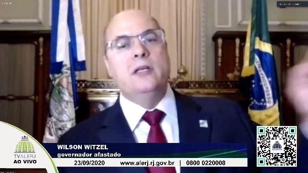 Veja os próximos passos após Alerj autorizar abertura de processo de crime de responsabilidade contra Wilson Witzel