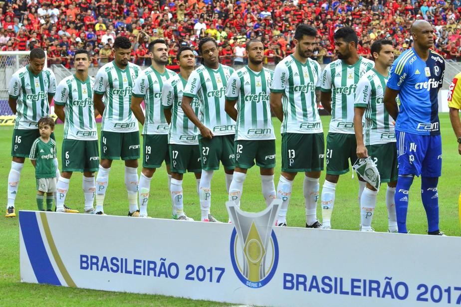 Atuações do Palmeiras: Bruno Henrique fecha meio e abre caminho da vitória