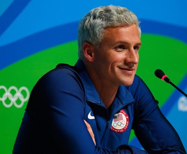 Ryan Lochte (Foto: Matt Hazlett / Getty Images)
