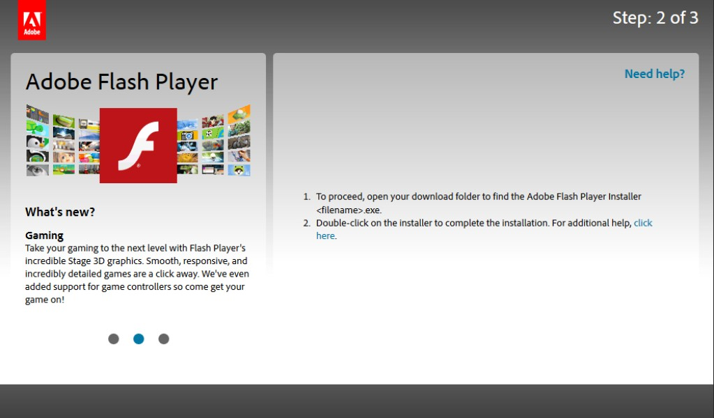 Downloadable flash player 10 | Adobe Flash Player Download for