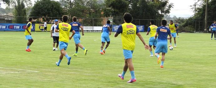 Para Nilton, Inter e Corinthians  são os principais rivais do Cruzeiro