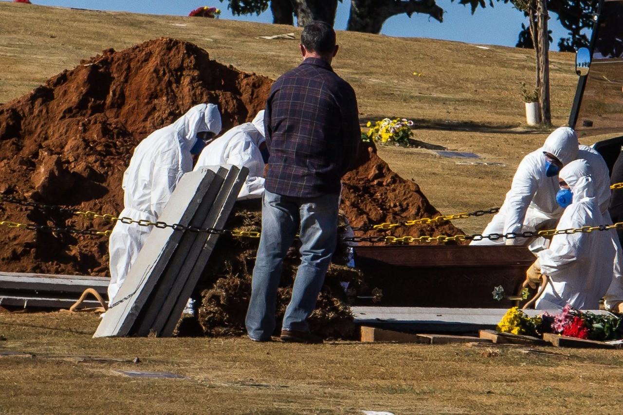 Covid: Campinas notifica mais 11 mortes e total aumenta para 3.187; infectados são 97,1 mil