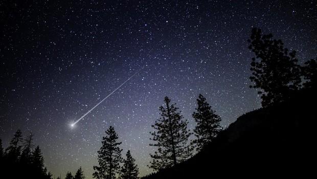 As Perseidas são visíveis na Terra há pelo menos 2 mil anos (Foto: Getty Images via BBC)