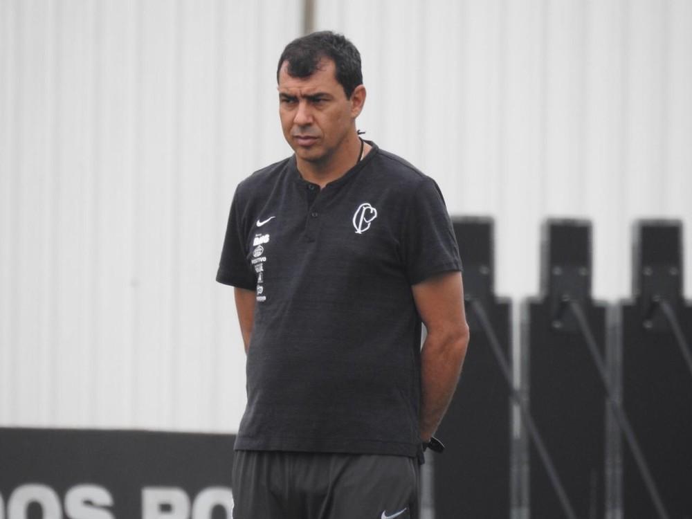 Corinthians começa preparação para encarar o Bahia com algumas mudanças; veja o provável time