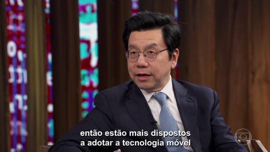 Kai-Fu Lee, desenvolvedor do primeiro sistema de IA, explica crescimento da China: 'Para os empresários chineses, tempo é mais que dinheiro'