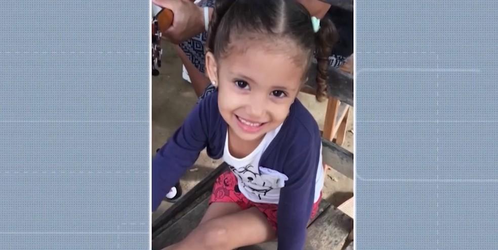 Criança morreu com suspeita de dengue na Bahia — Foto: Reprodução/TV Subaé