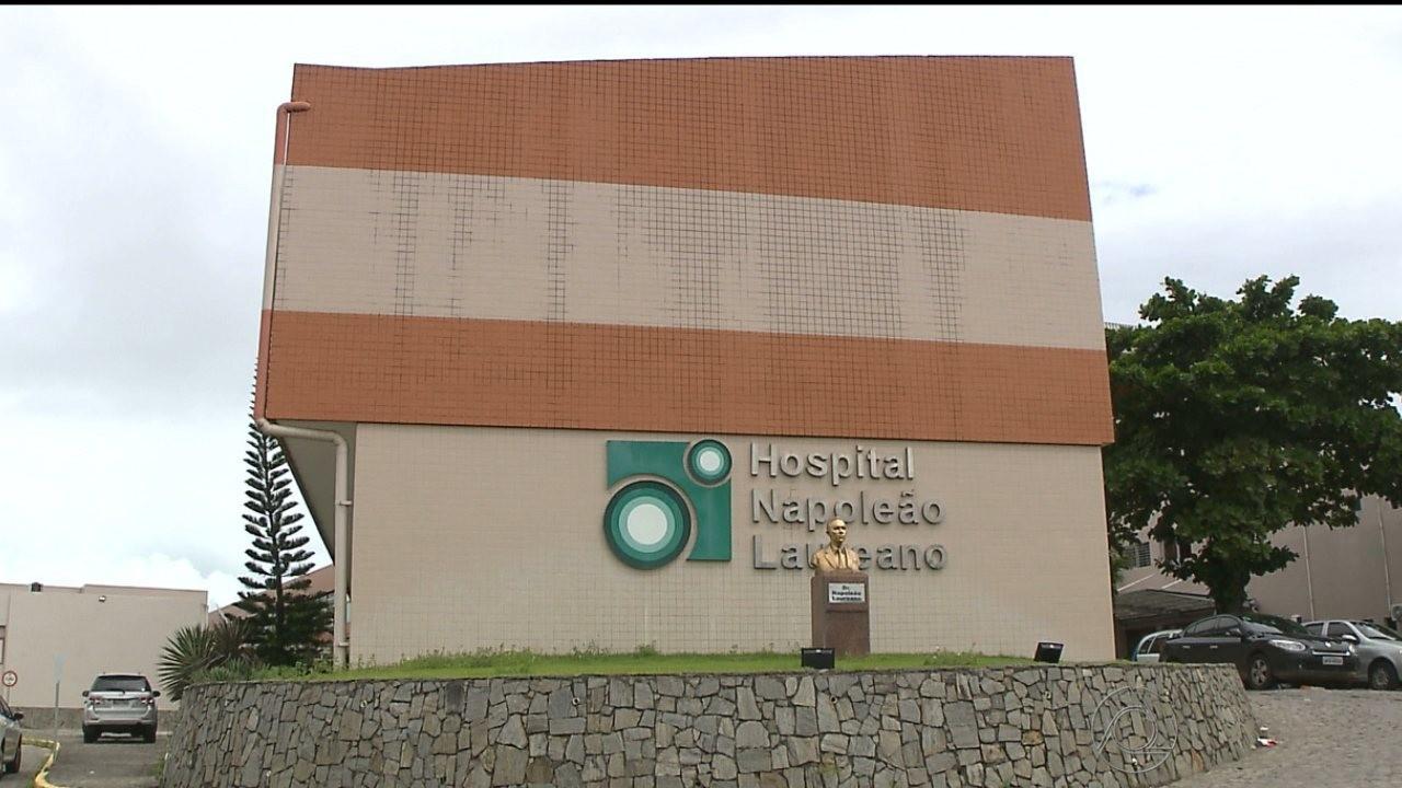 Hospital Napoleão Laureano em João Pessoa pode ter atendimento suspenso por falta de máscaras