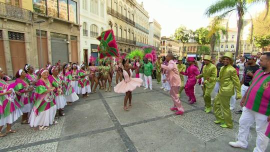 Mangueira: veja a letra do samba-enredo do carnaval 2019 no RJ