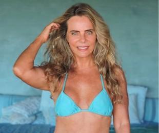 Bruna Lombardi, de 67 anos | Reprodução/Instagram