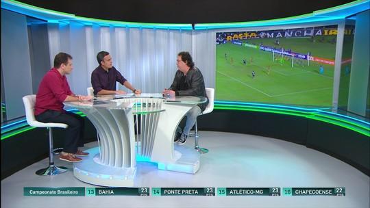 """Casagrande vê o Vasco mais forte com Luis Fabiano: """"Jogador respeitado"""""""