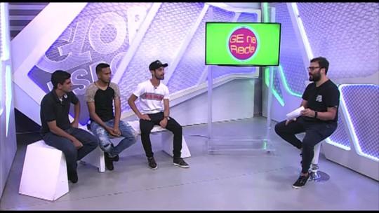 VÍDEO: GE na Rede recebe Belchior e Jhonnatan; assista na íntegra