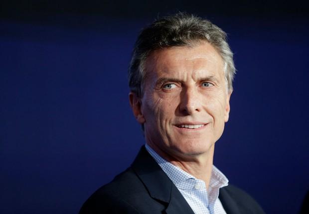 O presidente da Argentina, Mauricio Macri (Foto: Victor R. Caiavano/AP)