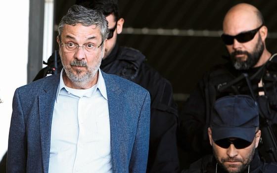 Antonio Palocci (Foto:  REUTERS/Rodolfo Buhrer)