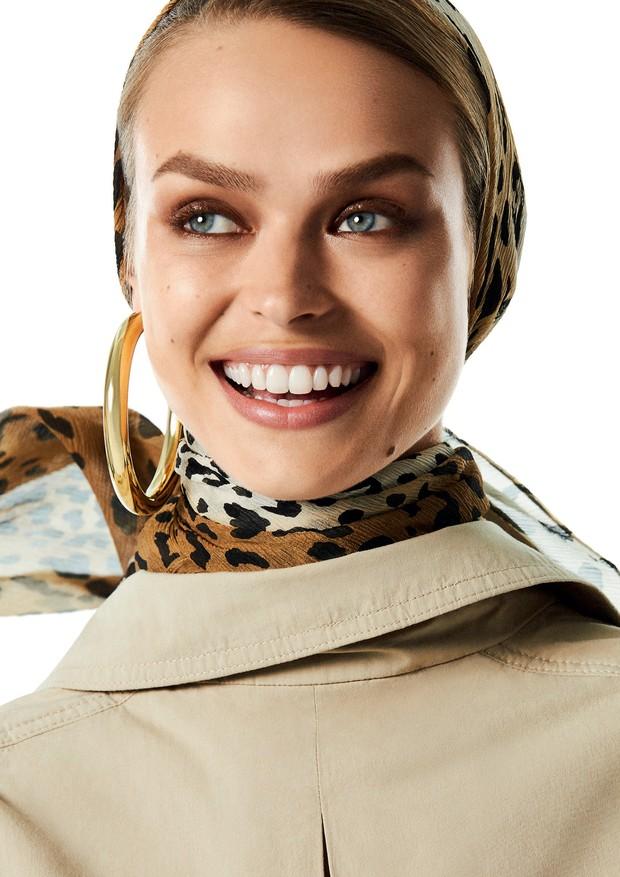 Trench coat, Hugo Boss. (Foto: Mariana Maltoni)