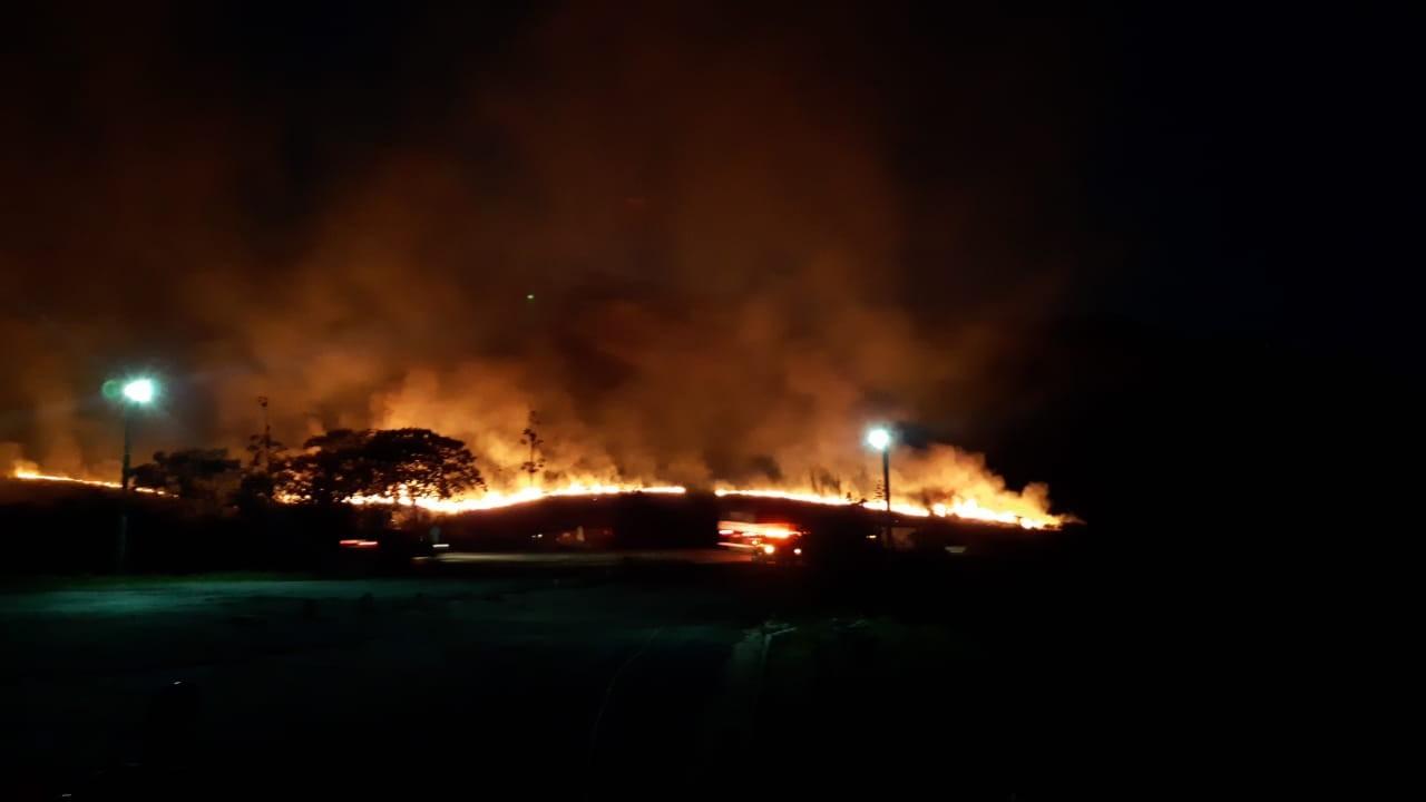 Brigadistas relatam dificuldades para combater incêndios na região da Chapada Diamantina: 'Muito perigo'