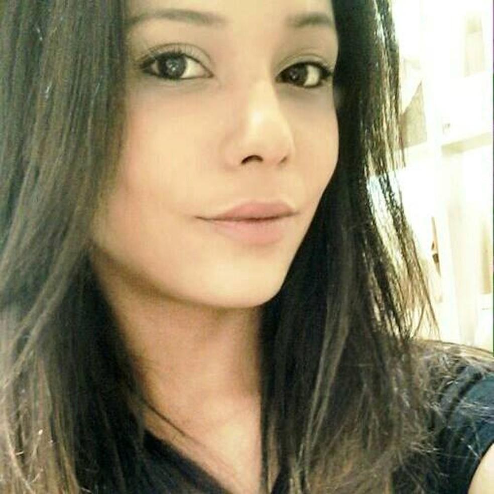Ana Carolina Moraes da Silva, de 29 anos, foi presa em Santos, SP (Foto: Arquivo Pessoal)