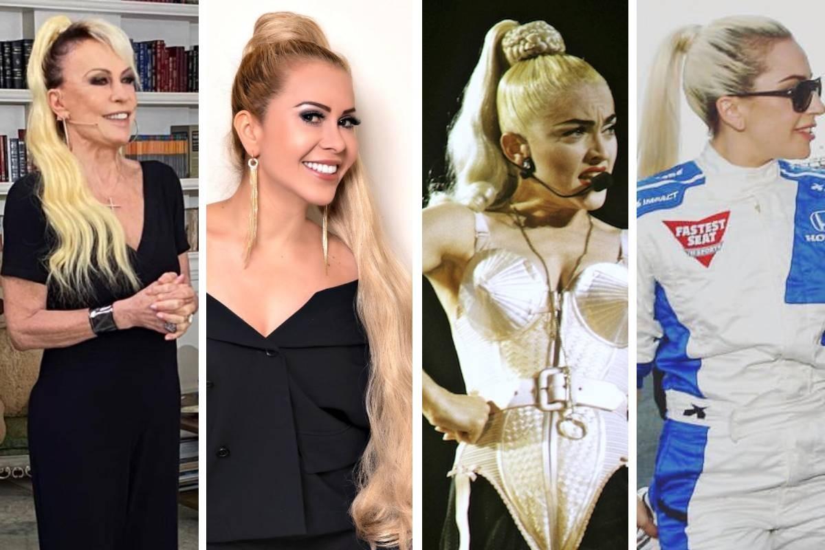 Ana Maria Braga é comparada com Joelma, Madonna e Lady Gaga (Foto: Reprodução/Instagram)