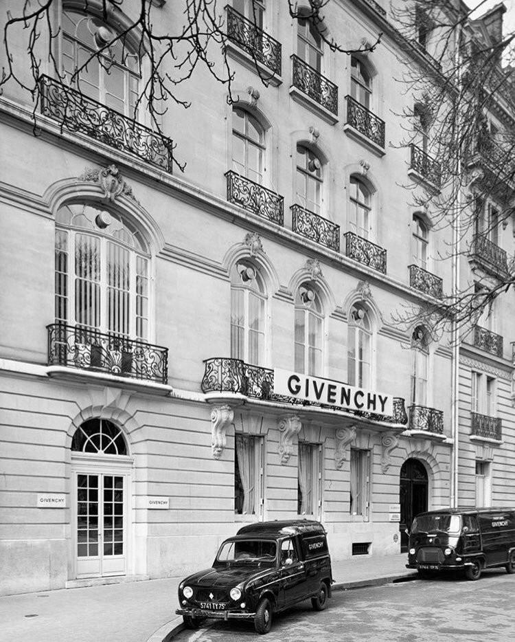 Givenchy (Foto: Reprodução/Instagram)