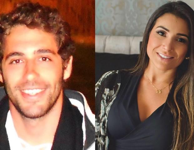 Luiz e Fernanda moram na Austrália e estavam de férias no Brasil (Foto: Reprodução Facebook)